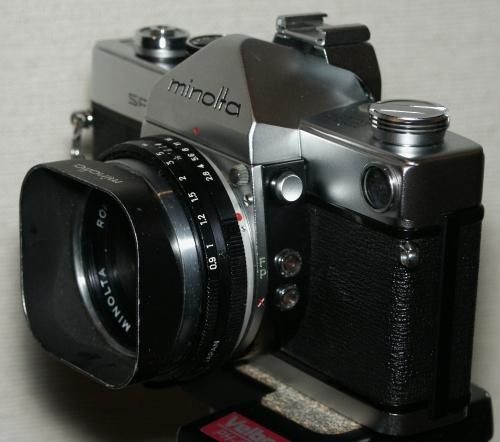 New SR-7 & TF 45mmF2.8